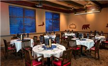 Homefire Grill Amenities - Private Dining Room