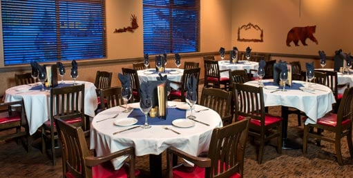 Homefire Grill, Alberta offerring Private Room dininf Facilities